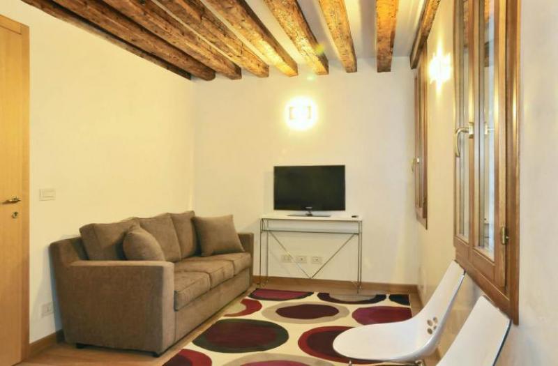 Appartement cavaletto en location venise for Appartement design venise