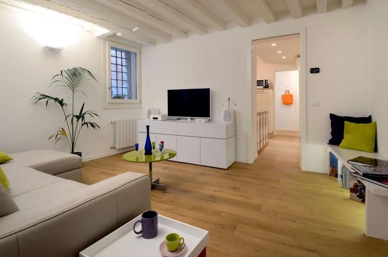 Appartement ca fonterotonda en location venise for Appartement design venise