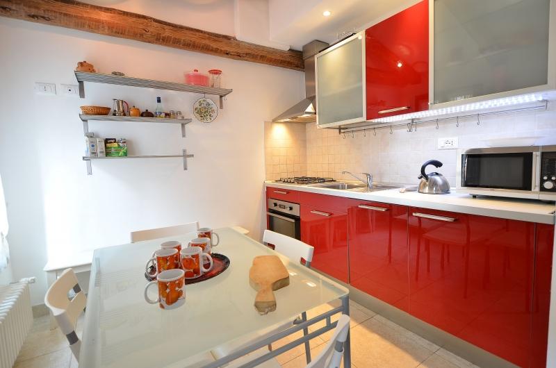 Appartement bonagrazia en location venise for Appartement design venise