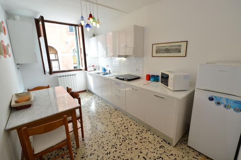 Appartement remigio en location venise for Appartement design venise