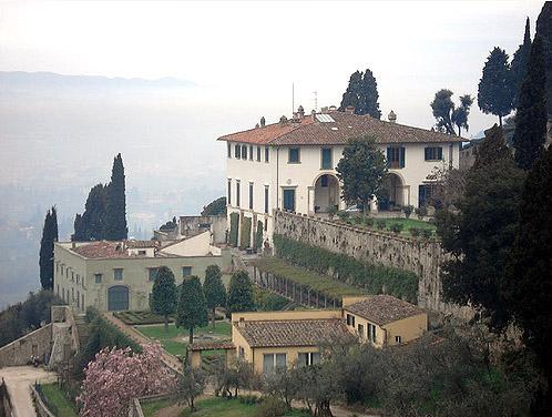 Reserver Visite Villa Medicis Toscane