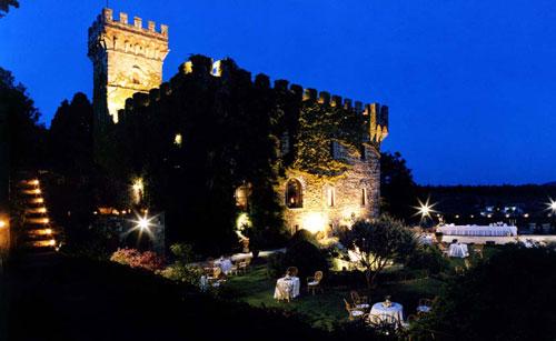 Chateau de Vincigliata