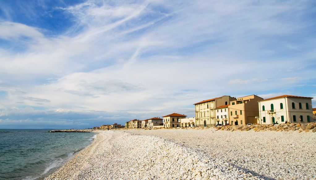 Plage Marina di Pisa