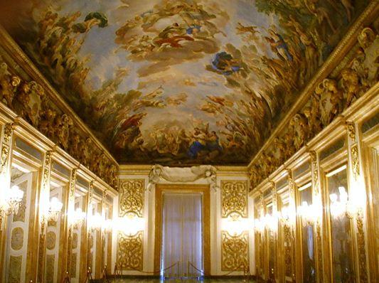Palais medicis Florence