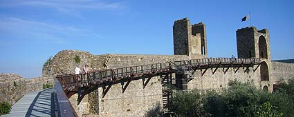 Muraille de Monteriggioni